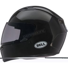 Gloss Black Qualifier Helmet - 7049230