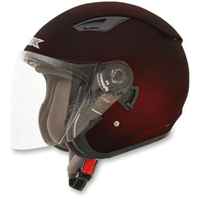 AFX Wine Red FX-46 Helmet - 0104-1860