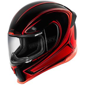 Icon Red Airframe Pro Halo Helmet - 0101-8739