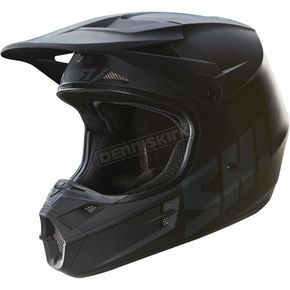 Shift Matte Black Assault Race Helmet - 16108-255-L