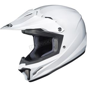 HJC Youth White CL-XY 2 Helmet - 57-4828