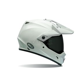Bell Helmets White MX-9 Adventure Helmet - 7070625