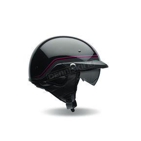 Bell Helmets Black/Dark Red Pin Pit Boss Helmet - 7070067