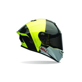 Bell Helmets Black/Yellow Spectre Star Helmet - 7069786