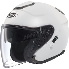 Shoei Helmets White J-Cruise Helmet - 0130-0109-03
