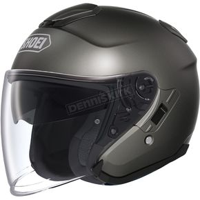 Shoei Helmets Antracite J-Cruise Helmet - 0130-0117-07