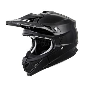Scorpion Black VX-35 Helmet  - 35-0006