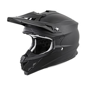 Scorpion Matte Black VX-35 Helmet - 35-0024