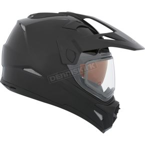 CKX Black Quest Snow Helmet w/Electric Shield - 503854