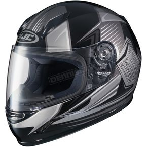 HJC Youth Black/Gray CL-Y MC-5 Striker Helmet - 55-2054