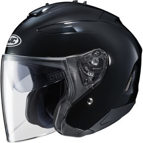 HJC Black IS-33 II Helmet - 58-1102