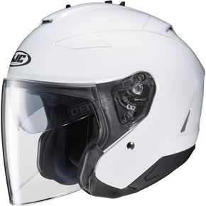 HJC White IS-33 II Helmet - 58-1128