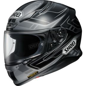 Shoei Helmets Black/Gray RF-1200 Valkyrie TC-5  Helmet - 0109-2305-03