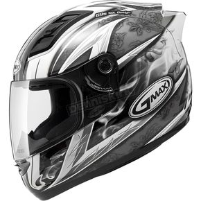 GMax White/Silver/Black GM69S Platinum Series Crusader 2 - 72-4883X