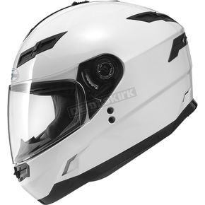 GMax White GM78S Full Face Helmet - 72-49022X