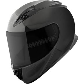 Speed and Strength Black Solid Speed SS3000 Helmet - 876183