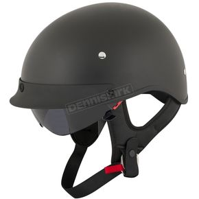 Speed and Strength Matte Black SS410 Helmet - 879531