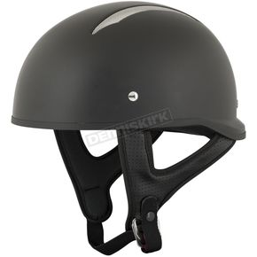 Speed and Strength Matte Black SS310 Helmet - 879542