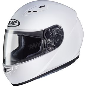 HJC White CS-R3 Helmet - 55-9028