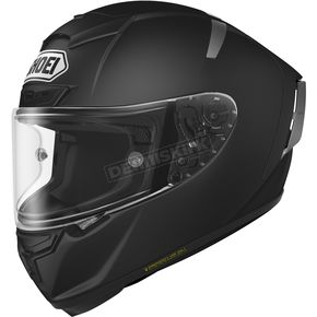 Shoei Helmets Matte Black X-Fourteen Helmet - 0104-0135-08