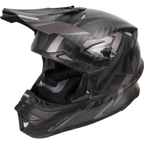 FXR Racing Black Ops Blade Throttle Helmet - 170603-1010-10
