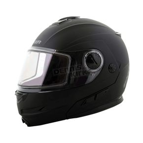 FXR Racing Black Ops Fuel Modular Primer Helmet w/Electric Shield - 170623-1010-04