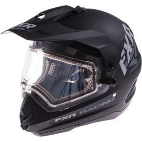FXR Racing Black Ops Torque X Recoil Helmet w/Electric Shield - 170615-1010-16
