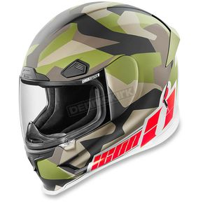 Icon Airframe Pro Deployed Helmet - 0101-9133