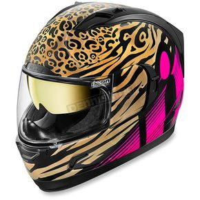 Icon Alliance GT Shaguar Helmet  - 0101-9155