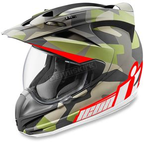 Icon Camo Variant Deployed Helmet  - 0101-9164