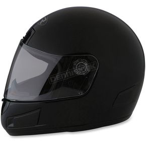 Z1R Youth Black Strike Helmet - 0102-0201