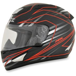 AFX Red FX-95 Mainline Helmet - 0101-9643