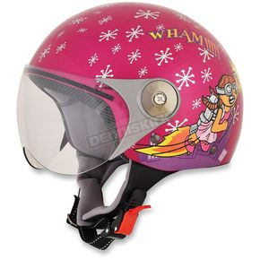 AFX FX-33 Rocket Girl Youth Scooter Helmet - 0107-0009