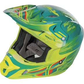 Fly Racing Shorty Replica Kinetic Pro Helmet - 73-3314XS