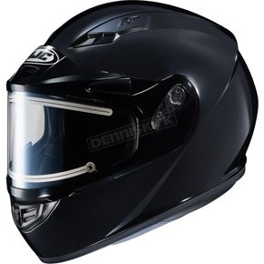 HJC Black CS-R3 Snow Helmet w/Framed Electric Shield - 55-29001