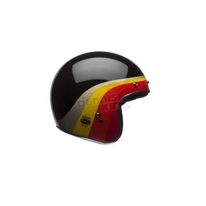 Bell Helmets Black/Red/Gold Custom 500 Chemical Candy LE Helmet - 7084420