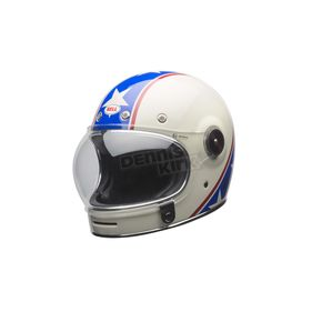 Bell Helmets Red/White/Blue Bullitt Chemical Candy LE Helmet - 7084399