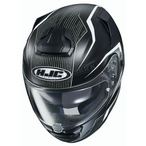 HJC Semi-Flat Black/White RPHA-ST Dabin MC-5SF Helmet - 1610-756