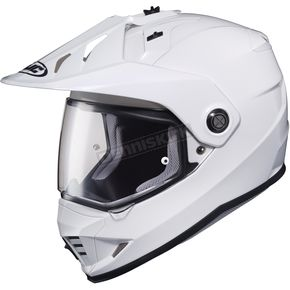 HJC White DS-X1 Helmet - 510-142