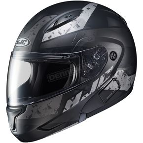 HJC Semi-Flat Black/Gray CL-MAXBT 2 Friction MC-5SF Helmet - 996-751