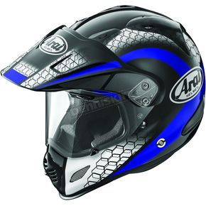 Arai Helmets Black/Blue/White Multi-Colored XD4 Mesh Helmet - 807391