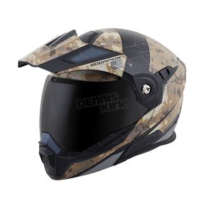 Scorpion Sand EXO-AT950 Battleflage Helmet - 95-1046