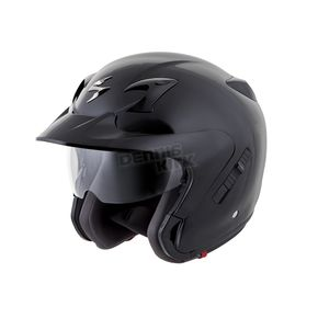 Scorpion Black EXO-CT220 Helmet - 22-0032