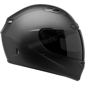 Matte Black Qualifier DLX Blackout Helmet - 7085218