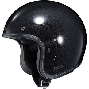 HJC Metal Flake Black IS-5 Helmet - 432-644