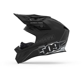 509 Gloss Black Altitude Carbon Fiber Helmet w/Fidlock Technology - 509-HEL-ACG8-2XL