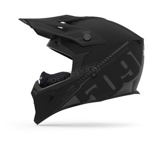 509 Black Ops Tactical Helmet - 509-HEL-TBO8-2XL