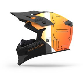 509 Orange Tactical Helmet - 509-HEL-TOR8-MD