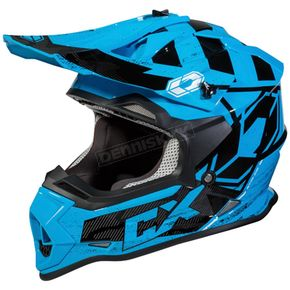 Castle X Blue Mode MX Stance Helmet - 35-2026