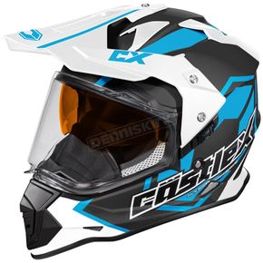 Castle X Process Blue Mode Dual-Sport SV Team Snow Helmet - 35-13729